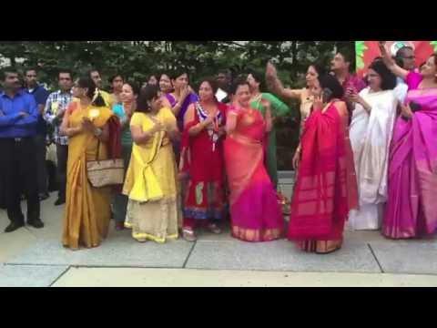 American Tamil Festival FeTNA  2016 begins at Trenton, New Jersey - Part II #fetna216
