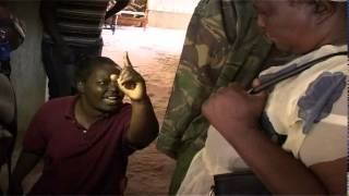 Thika Woman Declines To Seek Treatment for Swollen, Blinded Eyes