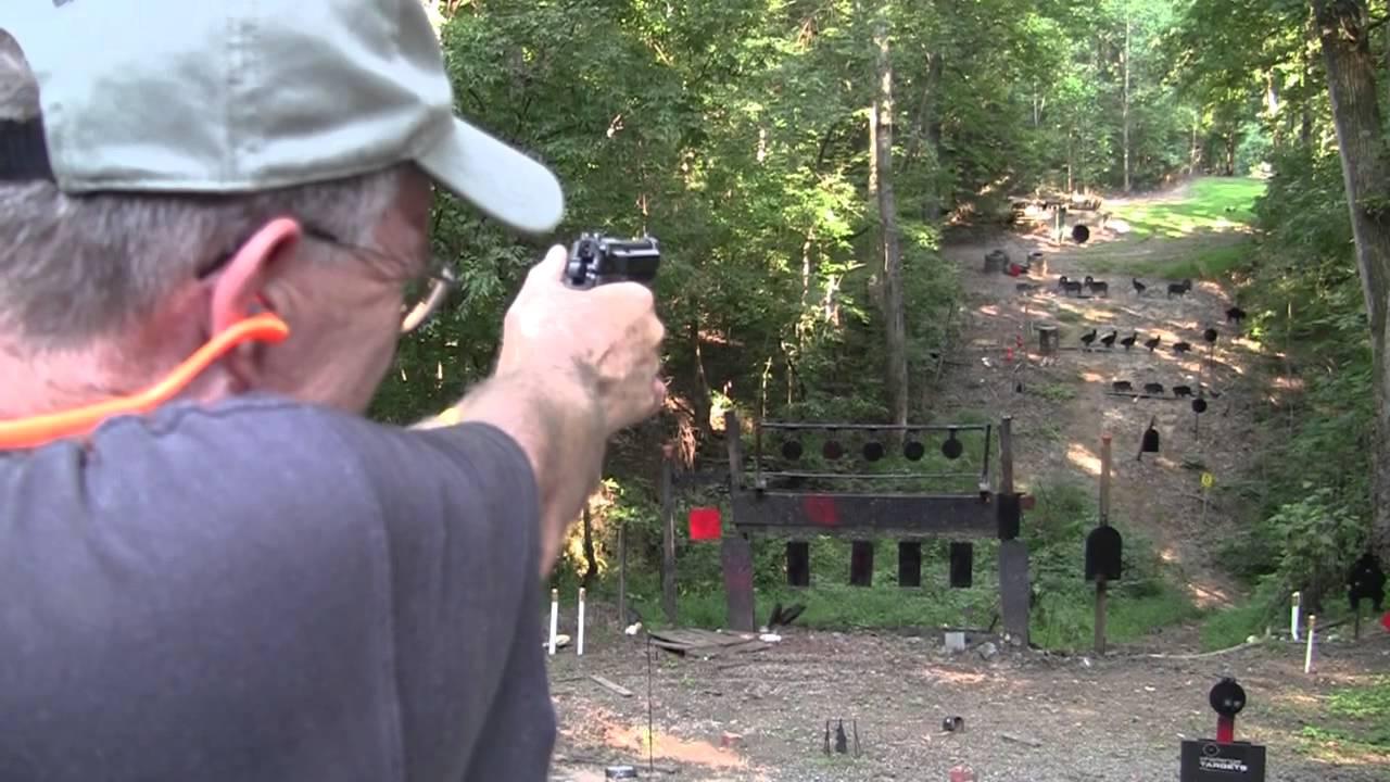 Sig P226 vs Beretta 92FS
