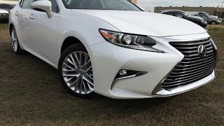 Lexus ES 350 2016 Videos