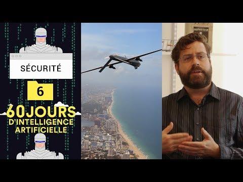 Jour 40 - Entrevue avec Peter Asaro - Les robots tueurs, un grave danger