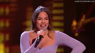 DC Music Lucy Calcines' 'Mi Gente' Music  Blind Auditions   The Voice UK 2020 Top 5 T