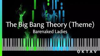 Big Bang Theory - Theme (Piano Tutorial)