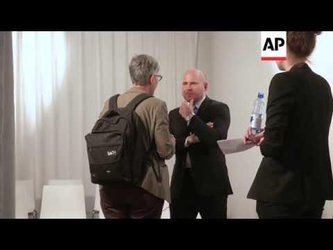 Art business is still booming in Basel for theworld's premier art fair.