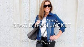 Style Arc Tutorial - Stacie Jean Jacket