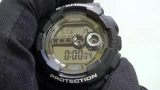 Casio - G-Shock GD-100BW-1ER