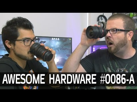Awesome Hardware #0086-A: Zen 8-Core Flagship may be $499, 7700K OC'd and Benchmarked