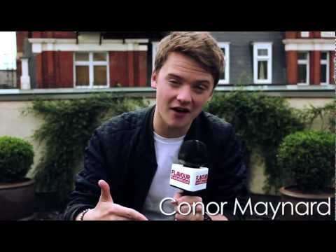Conor Maynard - Funniest interview EVER!