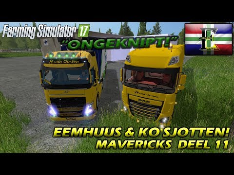 Farming simulator 2017 Nederlands Mavericks Deel 11