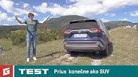 Toyota RAV4 Hybrid AWD-i - SUV TEST - GARÁŽ.TV