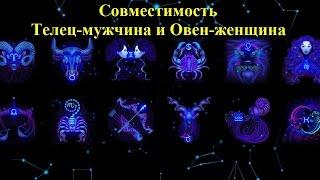 видео Совместимость знака Овен и Телец