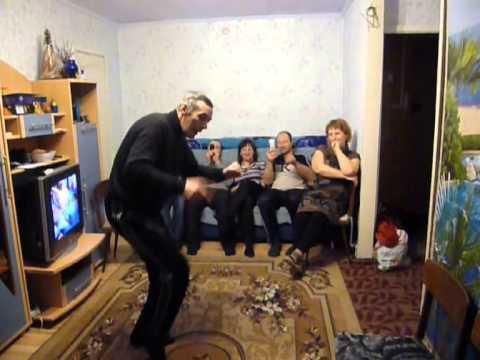 КОЛЯН танцует лучше всех!!!!!!!!! РЖАКА