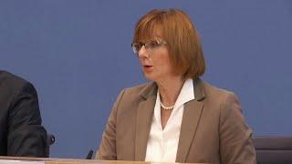 Ohne Bottrop hätte es wohl kein Statement zu Amberg gegeben: Bundesregierung ist bestürzt