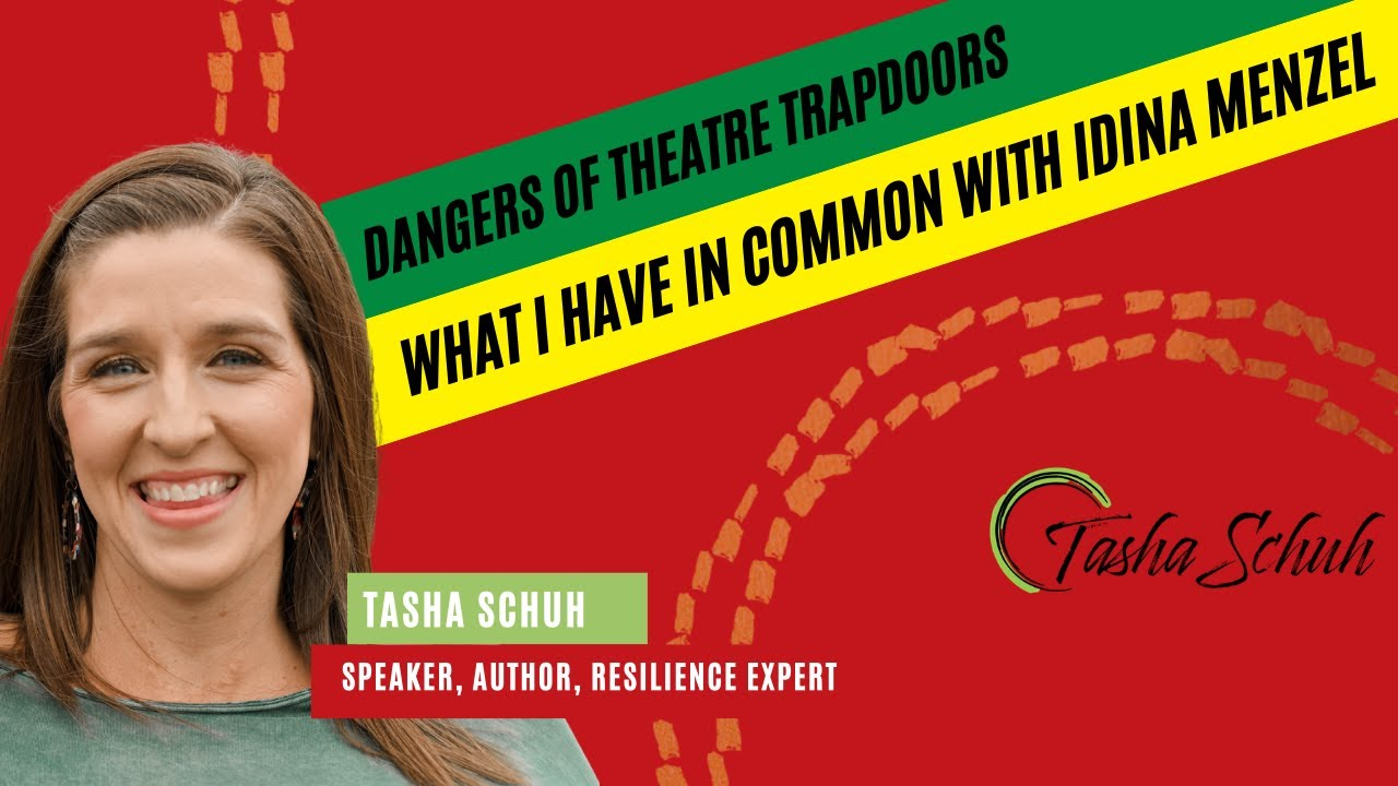 The Dangers of Theatre Trapdoors & What I Have in Common with Idina Menzel