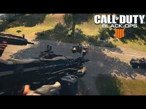 Call of Duty: Black Ops 4 Blackout Gameplay & Beta Release Date!