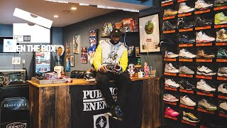 We Found One of the Best Vintage Collections in a Pittsburgh Sneaker Store   Open the Box