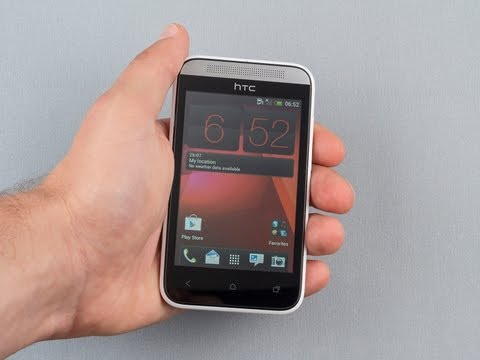 HTC Desire 200 Review
