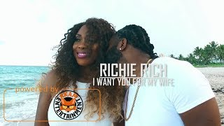 Richie Rich - I Want You For My Wife [Official Music Video HD]