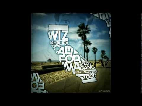 Wiz Khalifa - California (Instrumental + with DL)