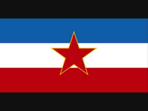 Anthem Of the socialist Federal republic of Jugoslavia
