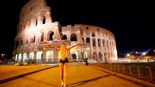 Италия, Рим   футбол и второе ОГРАБЛЕНИЕ!(, 2016-09-23T14:13:45.000Z)