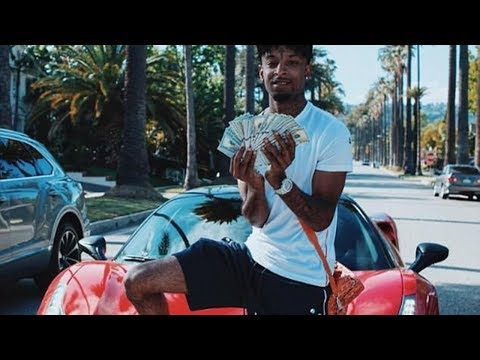 21 Savage Shows Post Malone His Cars ''That Rockstar Lifestyle''