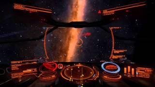Elite Dangerous Asteroid Belt Dogfighting
