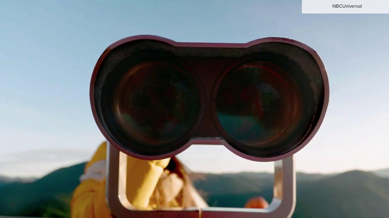 MSNBC 'Always Look Closer' 'The Rachel Maddow Show' promo
