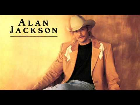 Alan Jackson - Where were you when the world stopped ...