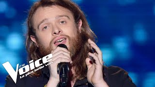 labrinth jealous guillaume the voice france 2018 blind audition