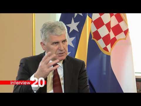Interview 20 - Dragan Čović  2017