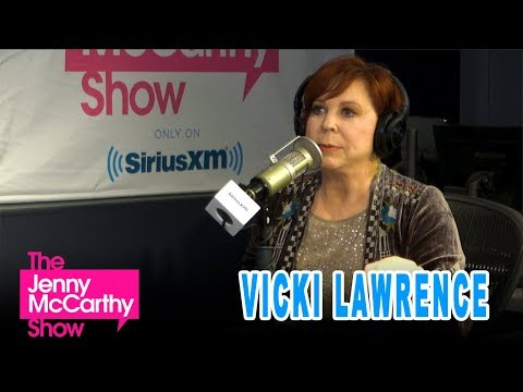 Vicki Lawrence on The Jenny McCarthy Show