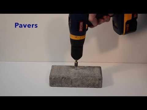 QuaDrive Concrete Anchor Screw