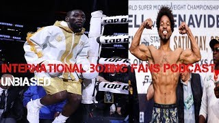 Terence Crawford is fighting Kavaliauskas because no one wants to fight!! Shawn Porter ???