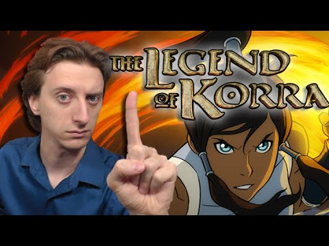 One Minute Review - The Legend of Korra