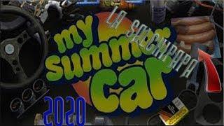 My summer car 2018  truco de dinero y coche montado