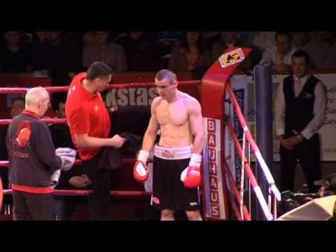 "Micskó ""Mics K. O."" Sándor vs. Hafner Ferenc WBF International és magyar bajnoki cím Full Fight"