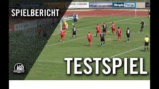 Bonner SC – 1. FC Köln (Testspiel)
