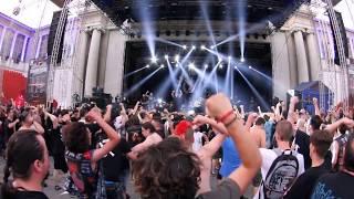 Agnostic Front - Take Me Back,  Police State, A mi manera, Addiction (Metalhead Meeting, 24.06.2017)