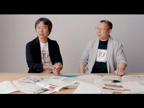Design History of Super Mario Maker, E3 2015