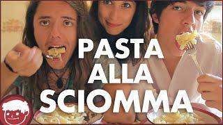 Pasta alla SCIOMMA! | Marcello Ascani (ft. HumanSafari & Matchalatte)