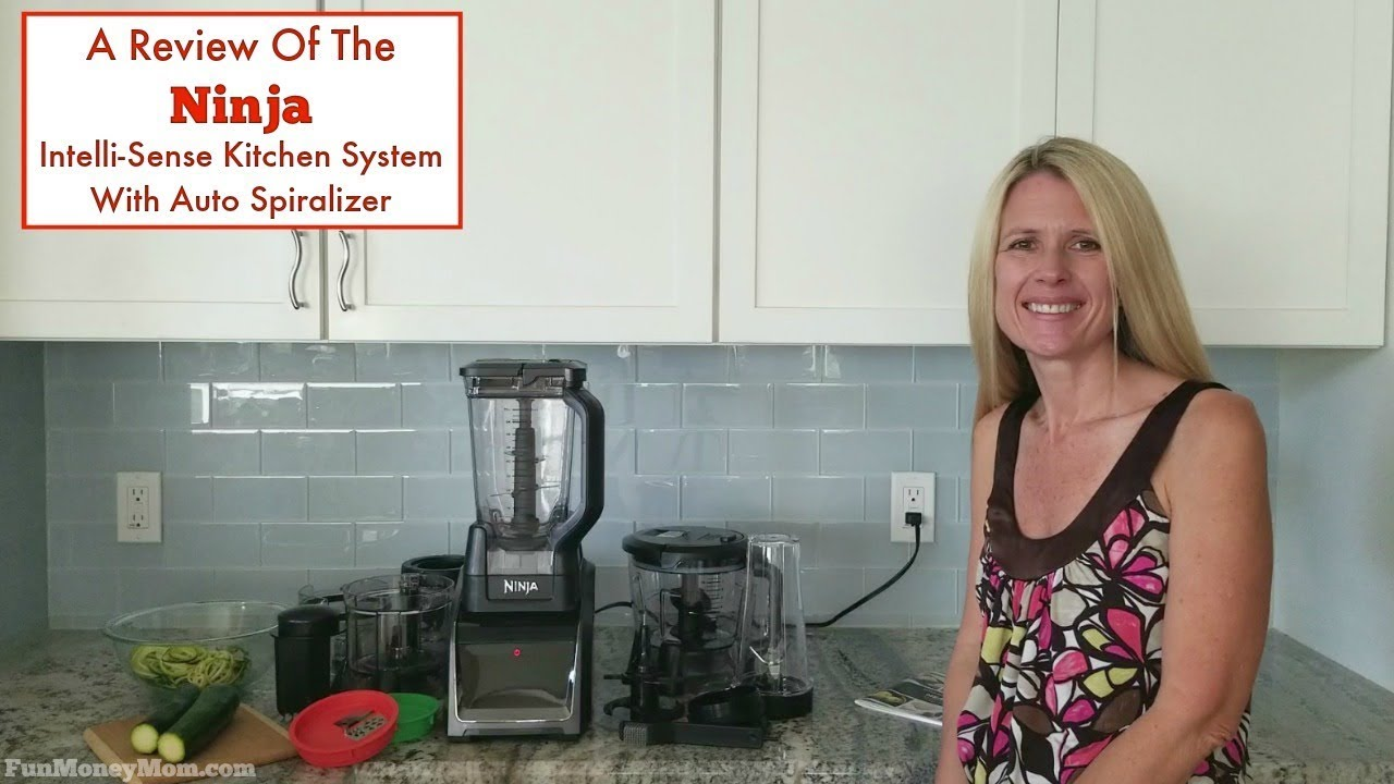 Review Of The Ninja Intelli-Sense Kitchen System With Auto ...