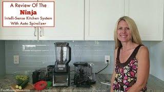 Review Of The Ninja Intelli-Sense Kitchen System With Auto Spiralizer