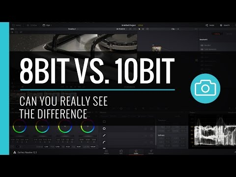 8-bit Vs 10-bit - Can You Really See A Difference?