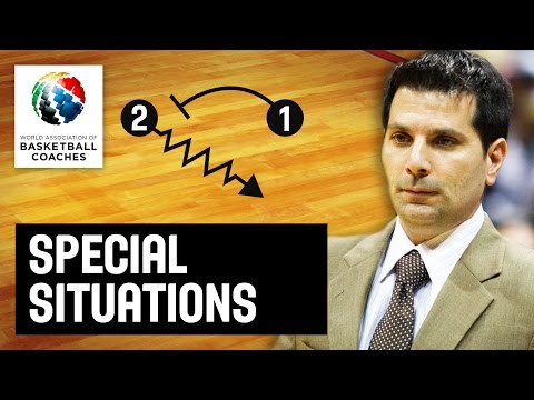 Special situations - Mike Longabardi - Basketball Fundamentals