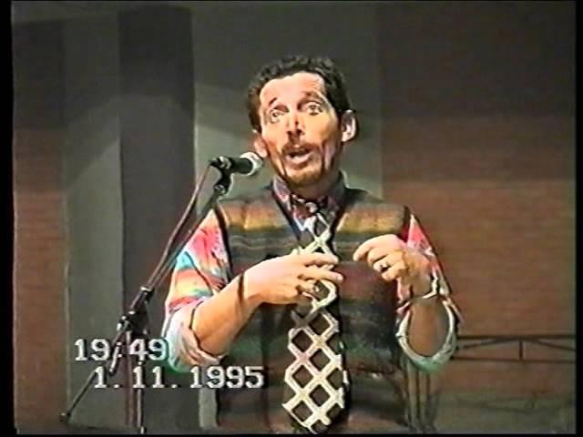 CIMA & LECI - Koncert në Pejë 01.11.1995