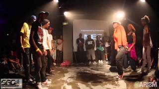 SECTION SHOW TIME FREESTYLE CREW :Battle finale Criminalz VS Girl Power - 1er Partie By Karism.mp4