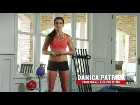 Six Star Danica Patrick Workout
