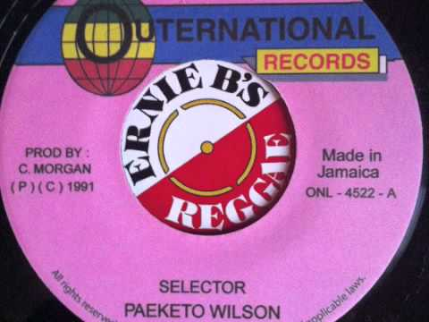 Paketo Wilson- Selector (7