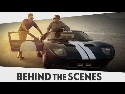 Ford v Ferrari - Behind the Scenes